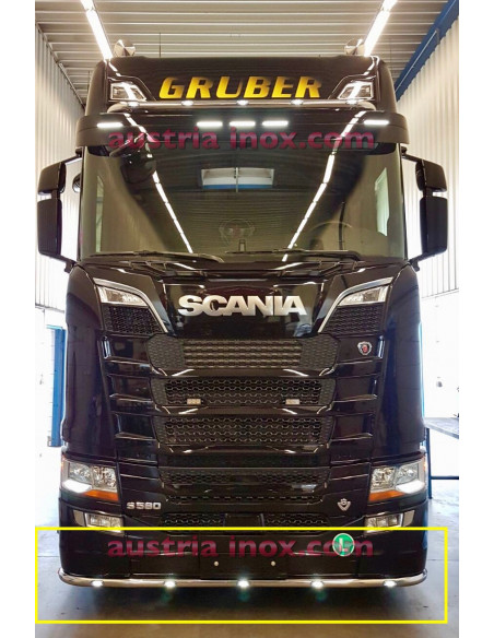 Front Tube solo  SCANIA Next Generation