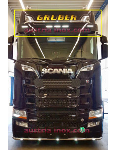 Visor Tube Scania Next Gen.