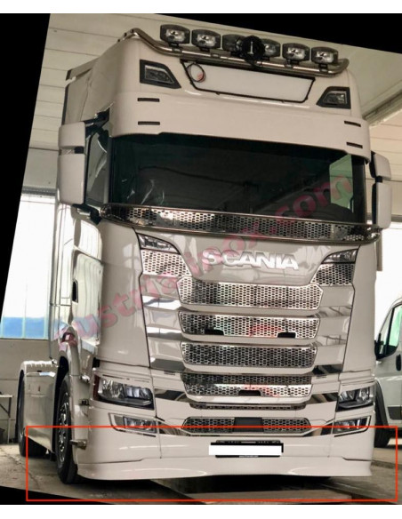 GFK front Spoiler Scania NTG